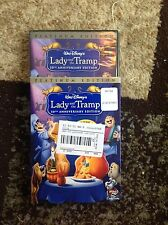 Lady and the Tramp(DVD, 2006,2-Disc,Special Edition)NEW-Authentic bueno vista