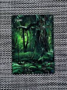 "Forest Basic Land MTG Magic Custom Hand Painted Altered Full Extended Art k ""S"""