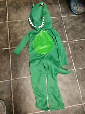 Boys Trex Dinosaur Costume fancy dress Toy Story age 5-7 years