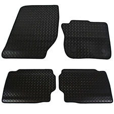 For Ford Mondeo MK5 2015+ Fully Tailored 4 Piece Rubber Car Mat Set