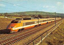Br44981 Chemin de Fer train Railway Train a grande vitesse TGV