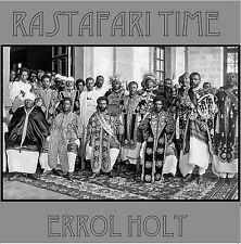 Errol Flabba Holt - Rastafari Time - Ohm Records Inc. RE LP 33T Roots Reggae Dub