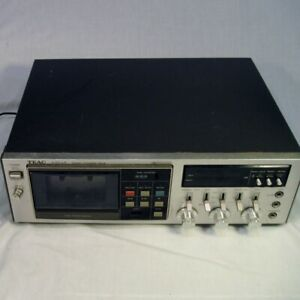 Teac A-510 MKII Stereo Cassette Deck Dolby Sound Logic Control System for Repair