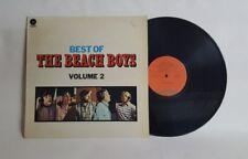 Best Of The Beach Boys Vol 2 Vintage Vinyl LP 1970s 1st Press ST.20797 EX/VG+