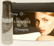 LUMINESS AIR - Airbrush Makeup - WATERPROOF Final SEAL .55 fl oz  *BRAND NEW!