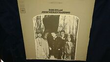 BOB DYLAN, John Wesley Harding 1967 VINYL LP (VG) COLUMBIA 2 EYE LABEL 360 SOUND