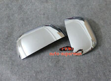 Chrome Side mirror cover For Mitsubishi Outlander 2007-2012 without turn signal