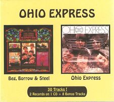 "Ohio EXPRESS: ""Beg, Borrow & Steel & S/T"" (CD DIGIPAK)"