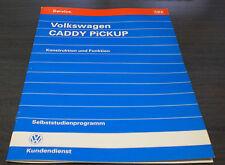 VW Caddy Pickup 9V 9KV Selbststudienprogramm  SSP 184  Stand  07/1996