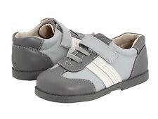 New Baby Boy See Kai Run Emilio Gray Dress Shoe Size 3 Eur 19