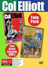 Col Elliott - A Funny Way To Make A Living / Coming To A Town Near You (DVD,...