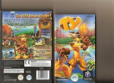 TY THE TASMANIAN TIGER NINTENDO GAMECUBE / WII