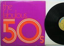 The Fabulous 50's 2LP Columbia House DS716 VG+