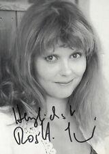 Autogramm - Roswitha Schreiner