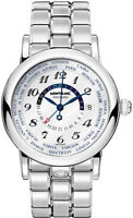Buy Discounted Brand New MontBlanc Star World Time GMT Men's Luxury Watch 106465