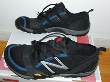 New Balance minimus running shoes men 11 minimalist trail MO10BK water-resistant