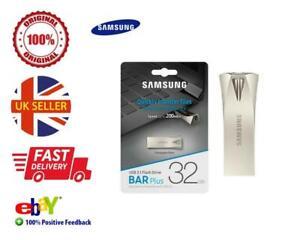 Samsung BAR Plus 4 8 16 32 64 128 GB USB 3.0 3.1 Flash Stick Pen Memory Drive