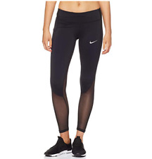 Nike Dri-FIT Power Women's Running Tights 891196 010 Medium