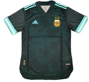 Argentina Away Jersey Player Version