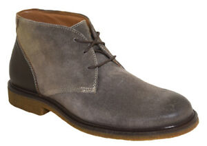 Johnston /& Murphy Campton Perf lace-Up Suede