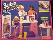 Barbie So Much To Do Baby Care Center With Baby