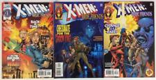 X-Men True Friends #1 to #3 complete series (Marvel 1998)