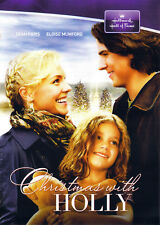 CHRISTMAS WITH HOLLY (2012) - NEW RARE DVD