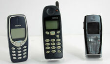 3x Nokia Handy 3330, 5110, 6220 Mobiltelefon *defekt* Bastler (C36 7117 JA4)