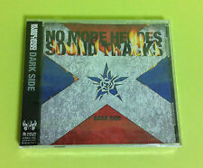 DARK SIDE Music CD for No More Heroes Sound Tracks PS3 Wii JAPAN NEW