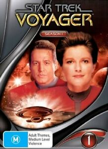 Star Trek Voyager - Season 01 DVD