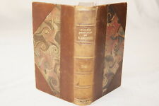 SHAKESPEARE T 12 LEMERRE RELIURE FRANCOIS VICTOR HUGO  OEUVRES