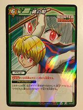 Hunter X Hunter Miracle Battle Carddass HH01-48 R