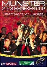 Munster – Champions of Europe - New DVD