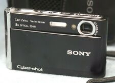 SONY CYBER-SHOT DSC-T70 DIGITAL CAMERA WITH 2GB MEMORY, CHARGER, BATTERY & CASE