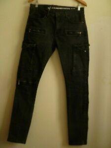 Versace V19-69 Abbigliamento Sportivo SRL Mens Jeans Size 32x32 Milano Italia