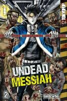 Undead Messiah manga volume 2 (English) by Zarbo, Gin in Used - Like New