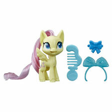 "My Little Pony Fluttershy Potion,3"" Yellow Pony Toy with Hair,Comb,& Acc"