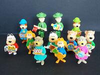 Lot série complète Kinder 12 Yogi Bear K96 50 à 61 France 1995