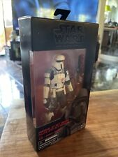 """Imperial AT-ACT Driver Action Figure Black Series 6"""" Star Wars"""