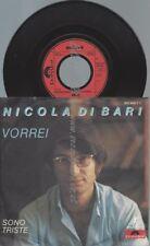 "7""   Nicola Di Bari – Vorrei"