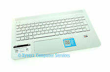 813017-001 AM1DO000C10 HP TOP COVER W/ KEYBOARD ENVY M6-P113DX (GRD A+)(BB15)