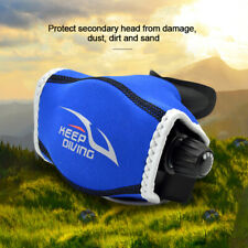 2Pcs Scuba Diving Regulator Case Neoprene Cover for Second Stage Snorkeling Tool