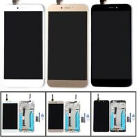 For Xiaomi Redmi 4X LCD Display Touch Screen Digitizer Assembly + Frame + Tool