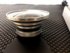 DIGITAL OPTICS-37mm-LIMITED EDITION PROFESSIONAL WIDE ANGLE LENS-NEW IN BOX
