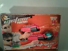 Meteor Paintball Kit. A Plastic Gun Toy For kids Boys Sniper Rifle Paintball Gun
