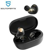 SoundPEATS Truengine 3 SE Dual Dynamic Drivers Bluetooth 5.0 Wireless Earbuds