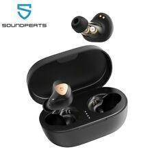 SoundPEATS Truengine 3 SE Dual drivers dinâmicos Fones De Ouvido Sem Fio Bluetooth 5.0