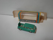 1/43 Moskvitch -426 A3 station wagon green USSR / CCCP 1991 diecast model