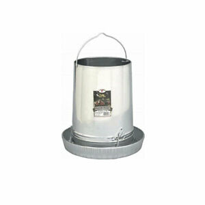 Little Giant 30-Pound Floor Space Saving Hanging Metal Poultry Feeder