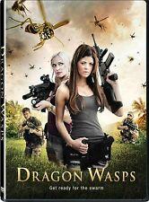NEW DVD Dragon Wasps  Corin Nemec,Dominika Juillet, Gildon Roland,Nikolette Noel
